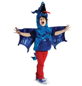 Great Pretenders Blue Dragon Hood Cape