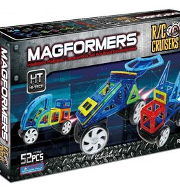 Magformers R/V Cruiser Set 52 pcs