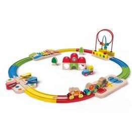 Hape Musical Rainbow Railway E8124