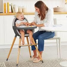 Skip Hop TUO Convertible High Chair - Charcoal
