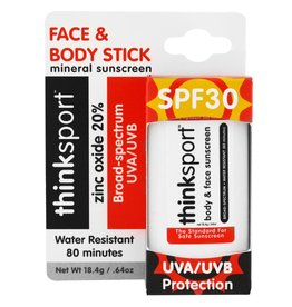 Thinkbaby Thinksport Sunscreen Stick SPF 30 Sport