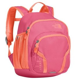 The North Face Y Sprout Backpack - Prim Pink/Feather Orange