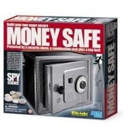 4M Spy Science Money Safe