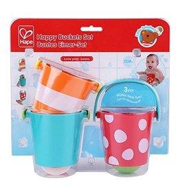 Hape Happy Buckets Set