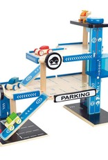 Hape City Parking Garage E3005