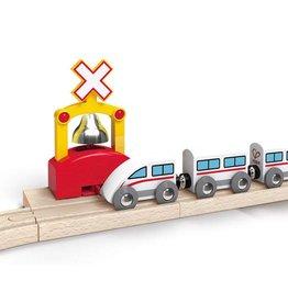 Hape Automatic Train Bell Signal E3706