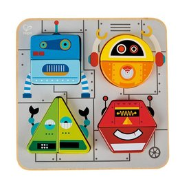 Hape Robot Sort & Stand Up E0446