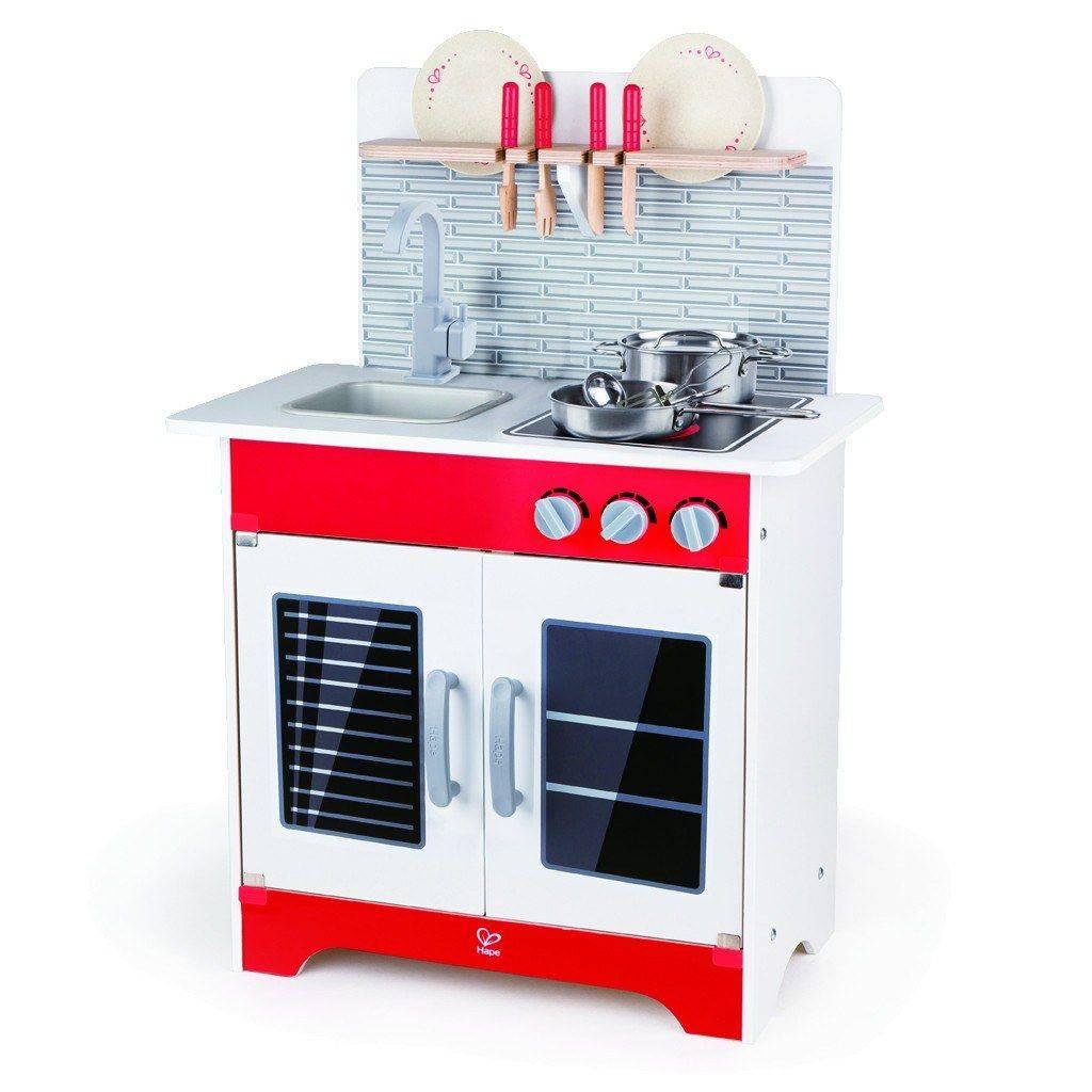 Hape City Cafe Play Kitchen E3144 ...