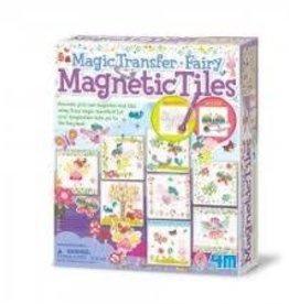 4M Magic Transfer Fairy Magnetic Tiles
