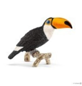 Schleich Toucan (14777) (Red)