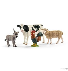 Schleich Farm World Starter Set (42385)