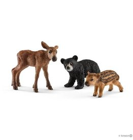 Schleich Forest Animal Babies (41457)