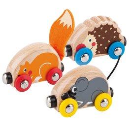 Hape Tactile Animal Train