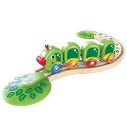 Hape Caterpillar Train Set