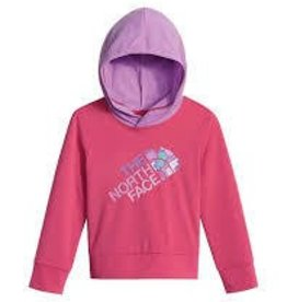 The North Face Toddler Long Sleeve Hike/Water Tee Honey Suckle Pink