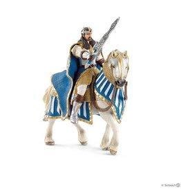Schleich Griffen Knight King on Horse