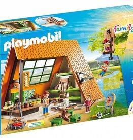 Playmobil Camping Lodge (9152)