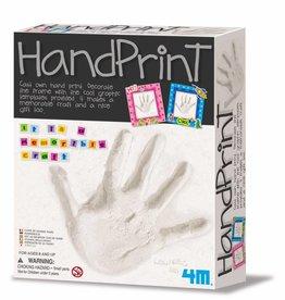 4M Make Your Own Handprint Kit