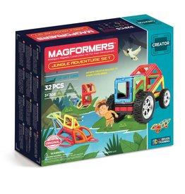 Magformers Jungle Adventure Set 32pcs