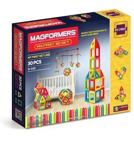 Magformers My First 30 Set 30pcs