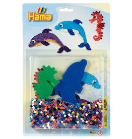 Hama Large Bead Kit Blue