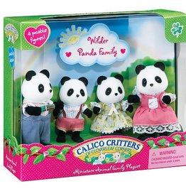 Calico Critters Panda Family