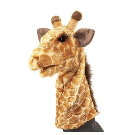 Folkmanis Giraffe Stage