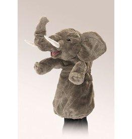 Folkmanis Elephant Stage Puppet