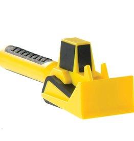 Yellow Bull Dozer Pusher