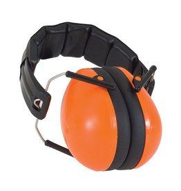 Baby Banz Earmuffs Orange 2-10yr