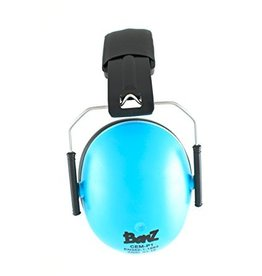 Baby Banz Earmuffs Blue 2-10yr