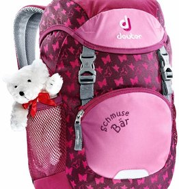 Deuter Schmusebar with Toy Bear Kids Backpack