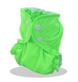 AppleCheeks Cloth Diaper Cover Watt on Earth