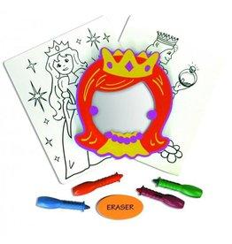Edushape Tub Art - Princess Set