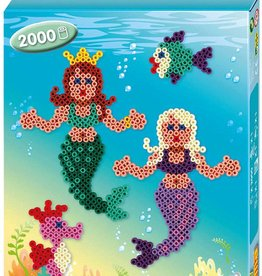 Hama Mermaids 2000pcs