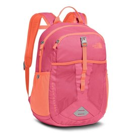 The North Face Youth Recon Squash Backpack PRIM PINK/FEATHER ORANGE