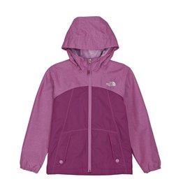 The North Face Girls' Warm Storm Jacket Roxbury Pink