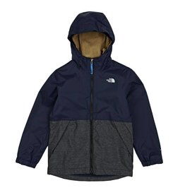 The North Face Boy's Warm Storm Jacket Cosmic Blue