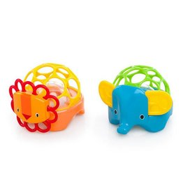 Oball Rollie Rattles
