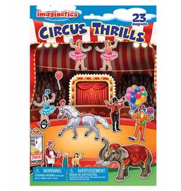 Magnetic Large Circus Thrills