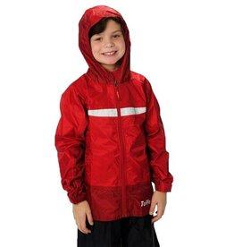 Adventure Rain Jacket Red