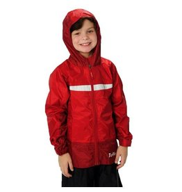 Tuffo Adventure Rain Jacket Red