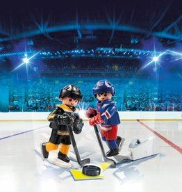 Playmobil NHL Rivalry Series BS v NY (9012)