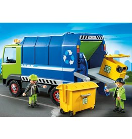 Playmobil Recycling Truck (6110)