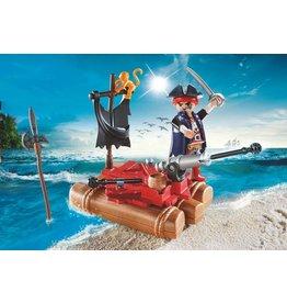 Playmobil Pirate Raft Carry Case (5655)