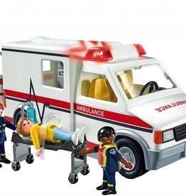 Playmobil Rescue Ambulance (5681)