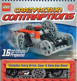 Klutz Lego - Crazy Action Contraptions