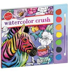 Klutz Watercolour Crush