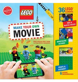 Klutz Lego - Make Your Own Movie