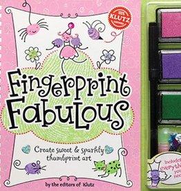 Klutz Fingerprint Fabulous